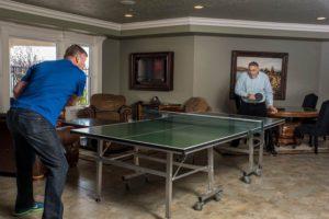 Ping Pong vs Alan